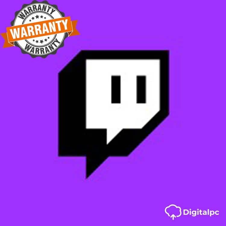 Twitch.tv Accounts Avatar + follow 2-10