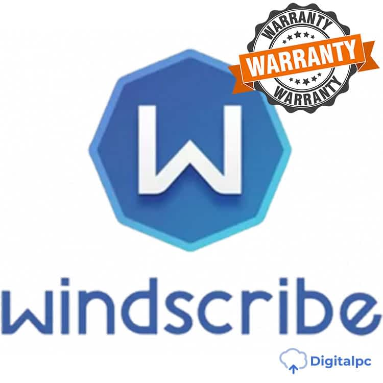 Windscribe.com Pro (Subscription until 2026-2029)